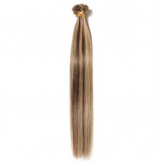 100s 0.5g/s Straight U-Tip Hair Extensions #4/27