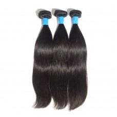 3 Bundles Straight 6A Virgin Malaysian Hair 300g