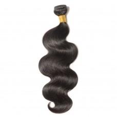 "10""-24"" 6A Body Wavy Virgin Brazilian Hair 100g"