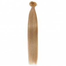 100s 0.5g/s Straight U-Tip Hair Extensions #27 Dark Blonde