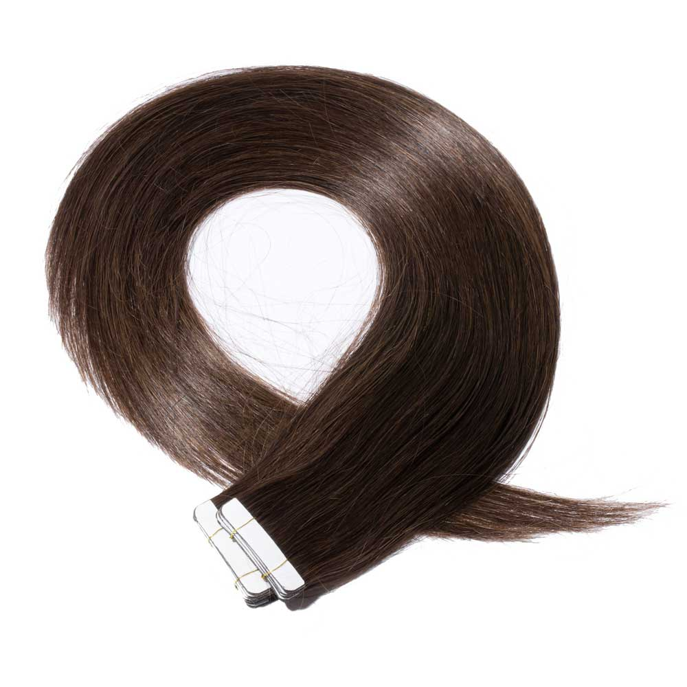 2 5g S 20pcs Straight Tape In Hair Extensions 1b Natural