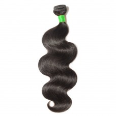 "12""-24"" 7A Body Wavy Virgin Brazilian Hair 100g"