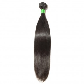 "12""-24""  7A Straight Virgin Brazilian Hair 100g"
