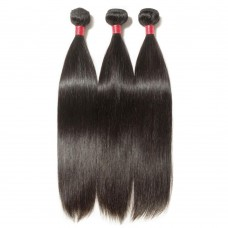 3 Bundles Straight 6A Virgin Malaysian Hair 300g
