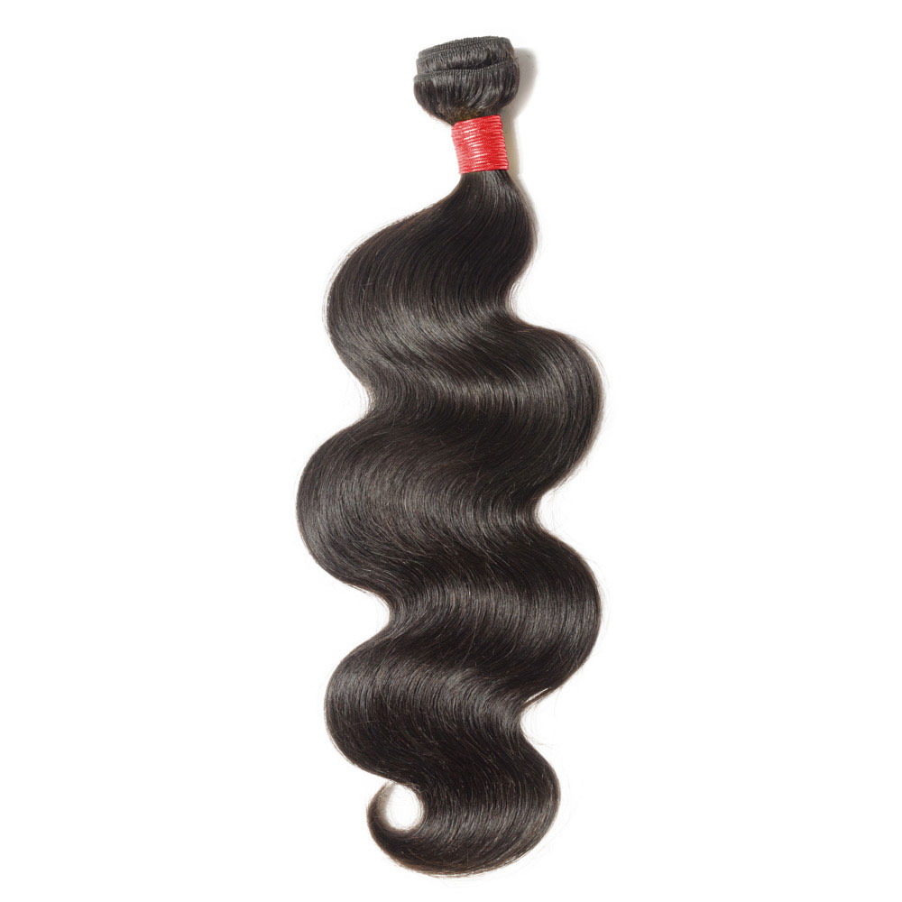 "10""-24"" 6A Body Wavy Virgin Malaysian Hair 100g"