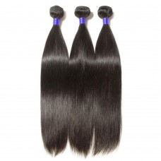 3 Bundles Straight 6A Virgin Peruvian Hair 300g