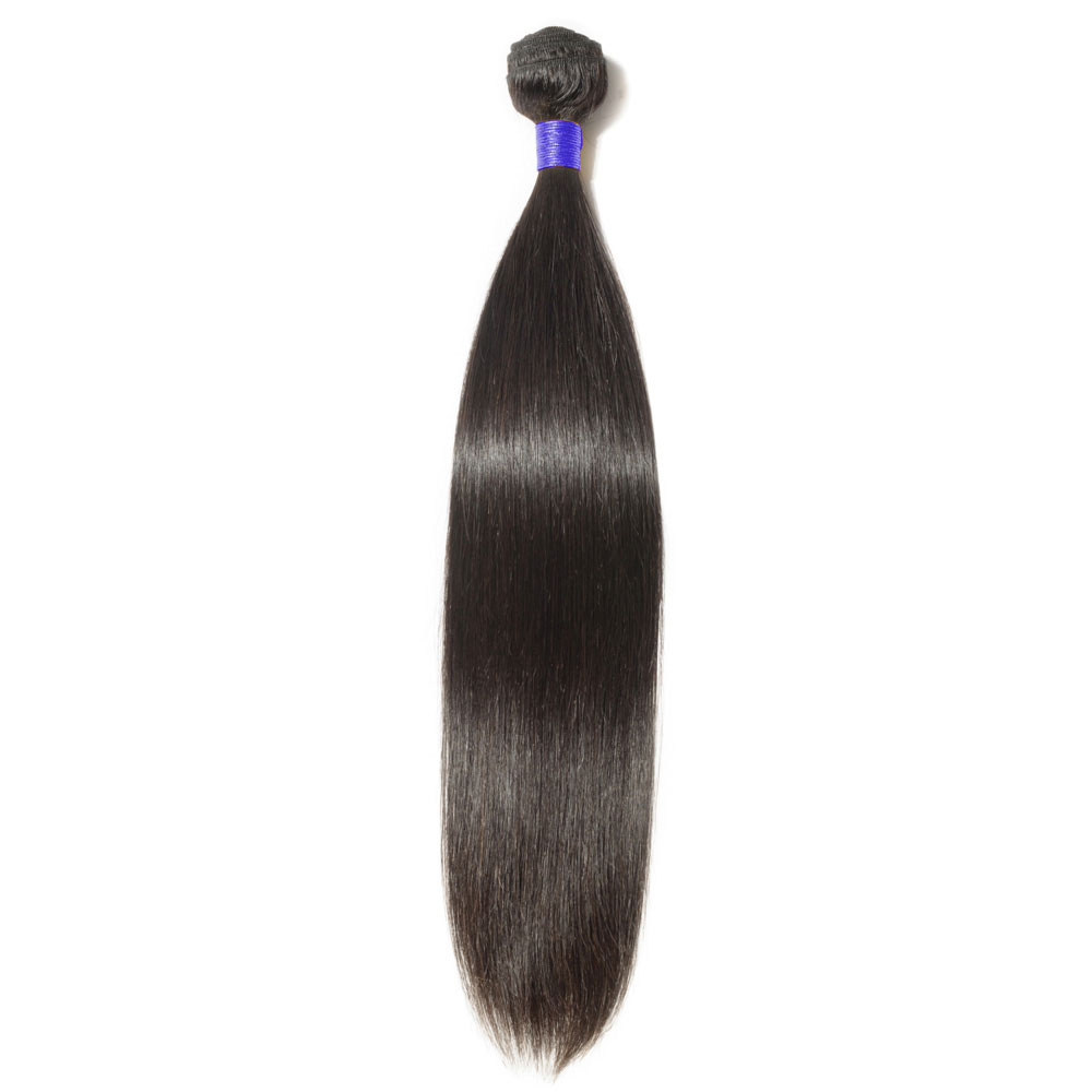 "10""-24"" 6A  Straight  Virgin Peruvian Hair 100g"