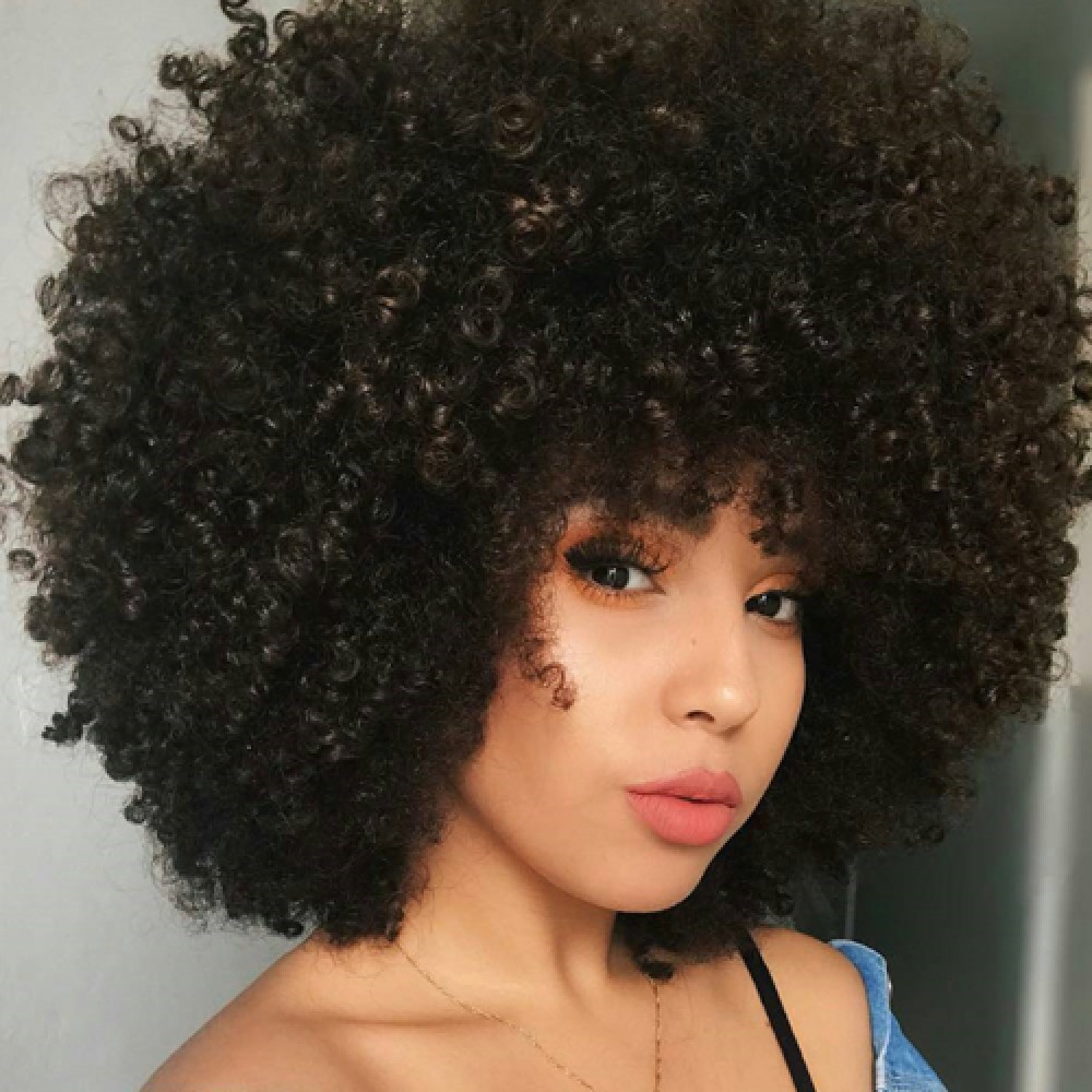 【 NEW IN 】10 Inch Deep Curly Brazilian Virgin 360 Lace Front Wigs 165g