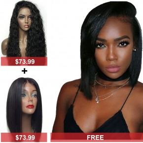 Synthetic Curly Wigs Buy 2 Get 1 Free TWS10