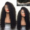 Lace Front Synthetic Hair Wig TWS02 Kinky Curly