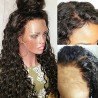 Lace Front Synthetic Hair Wig TWS03 Kinky Curly